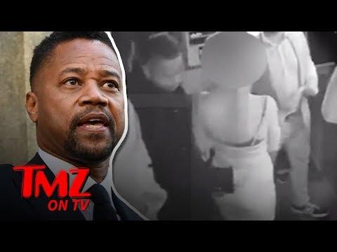 New Video Of Cuba Gooding Jr. Touching Accuser | TMZ