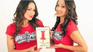 The Bella Twins Like Paper Towns