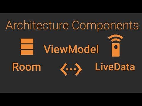 Let's Build a Room Database App   Room, ViewModel, LiveData, Dagger 2, MVVM Architecture