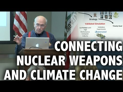 Connecting Nuclear Weapons with Climate Change | CGSR