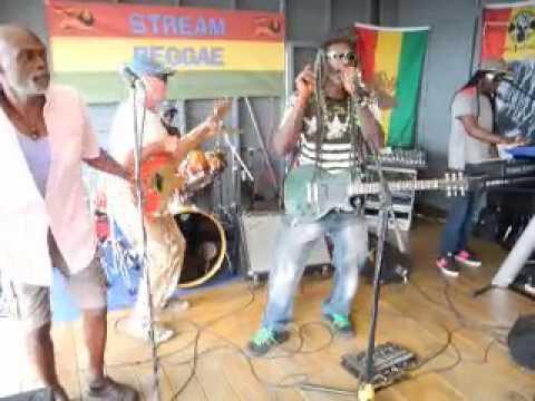 Reggae fest peaks island