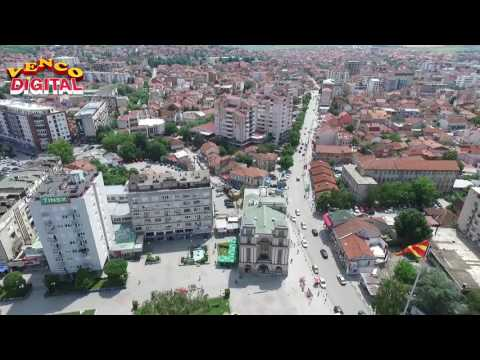 Kumanovo, aero videography by Venco digital
