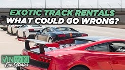 What does it take to run an exotic car rental business?