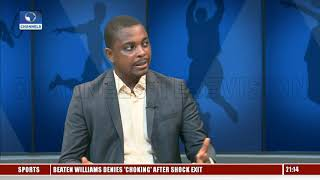 Nwora Invites Players For FIBA World Cup Qualifiers  Sports Tonight 