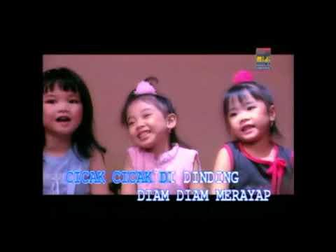 Lagu Anak Indonesia - Cicak Cicak Di Dinding [HD]