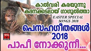 Paapi Nokku Nee # Christian Devotional Songs Malayalam 2018 # Easter Special Songs