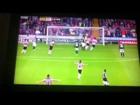 Sheffield United Fc vs Notts County Fc