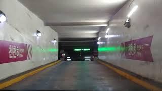 광주운전연수 마트주차장 올라가기 쌤 무서워용