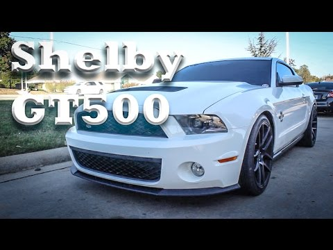 2011 Shelby GT500 | Fall Cruise-A-Thon