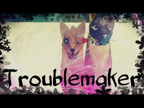 Feral Heart - TrouBleMaker (WITH FRIENDS)