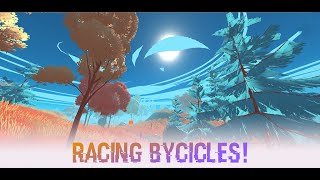 Racing Bycicles!