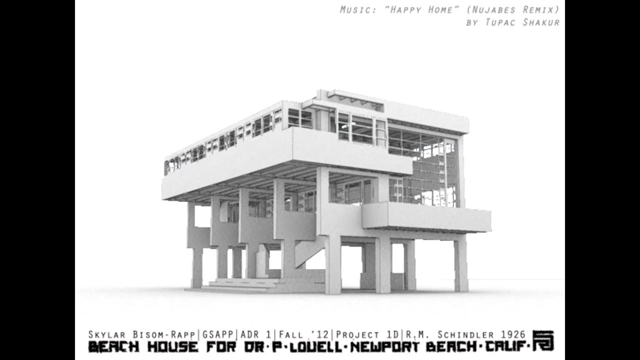 lovell beach house schindler