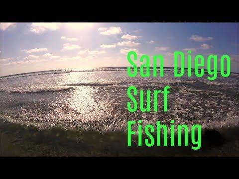 San Diego Surf Fishing