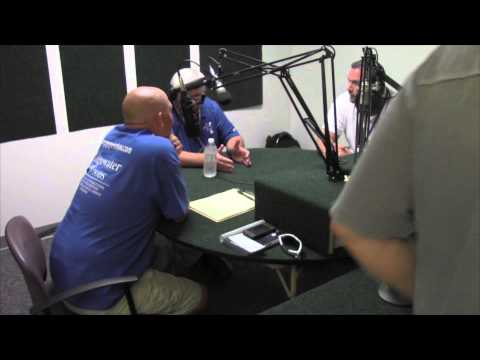 PUPS Interview Bob Lamey, The Voice of the Indianapolis Colts