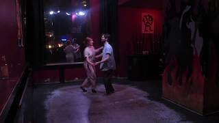Lindy Hop 6 Count, Pass by 8 Count variations, Mini Charleston Routine