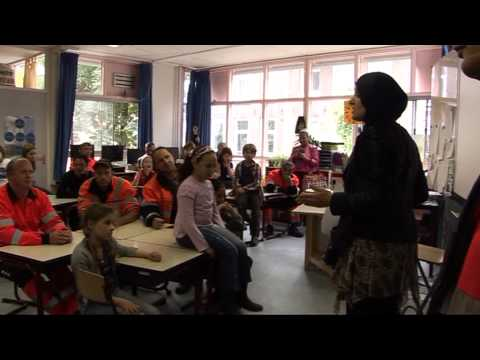 Hetgewildewesten Dr Rijk Kramerschool Voorlichting Stadsreiniging