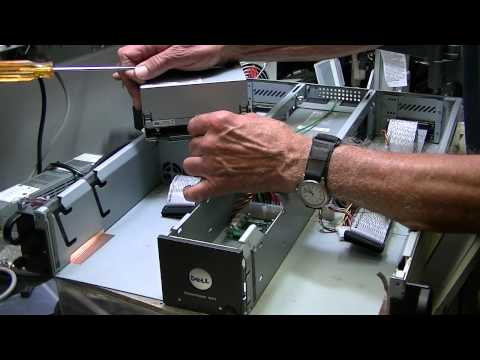 Dell 114T LTO3 Tape Drive Installation