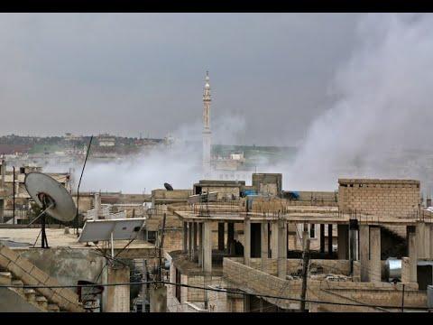 انفجاران في إدلب السوريّة يوقعان عددا من القتلى و الجرحى
