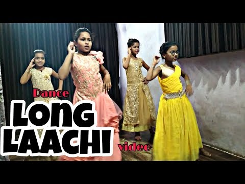 Laung Laachi | Dance Video | Cutest Girl's Ever | SuperHit Song  2k18