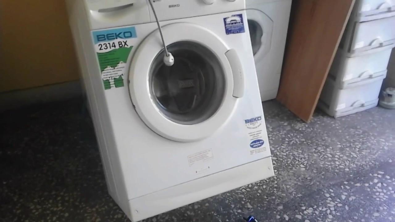 Çamaşır makinesi neden dönmüyor