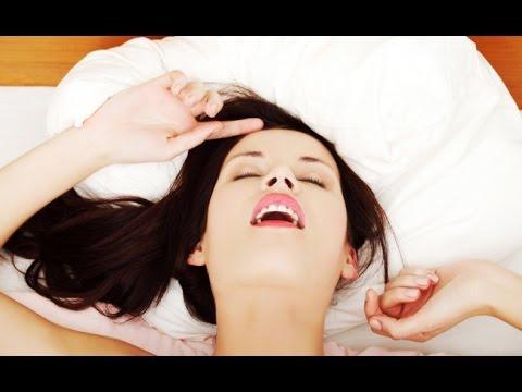 Девушка во сне испытала оргазм