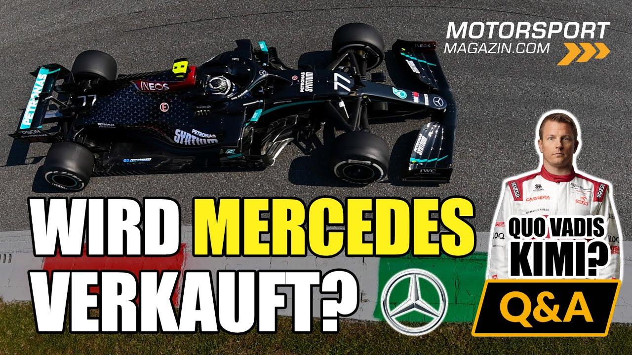 Verkauft Mercedes sein Formel-1-Team?