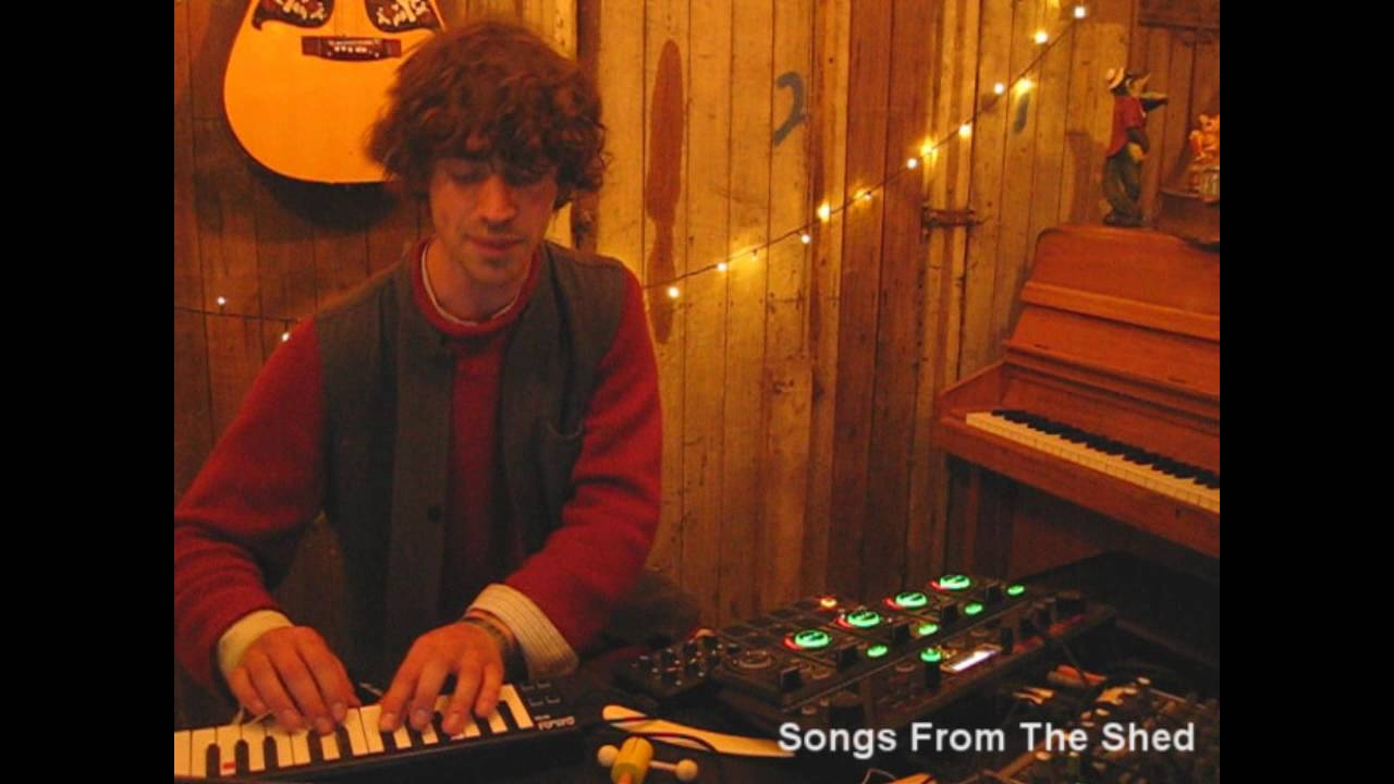 Cosmo Sheldrake The Moss Songs From The Shed Youtube