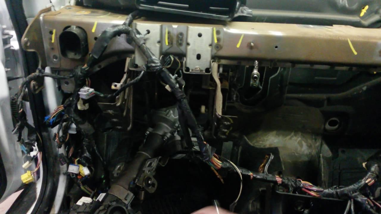 medium resolution of heater box replacement 08 pontiac g5 chevy cobalt evaporator replacement