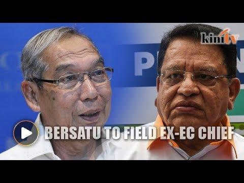 Bersatu to field ex-EC chief Abdul Rashid in Putrajaya