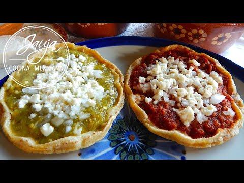 Mexican Street Food: Picaditas