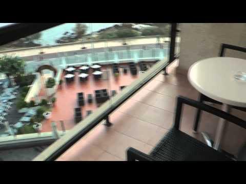 Room in the Hotel Marina Luz at Palma, Mallorca