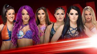 Bayley, Sasha Banks & Mickie James set to battle Paige, Mandy Rose & Sonya Deville: Nov. 27, 2017