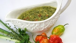 An Unconventional Trinbagonian Callaloo Recipe.