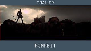 Pompeii Trailer (2014)