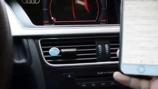 Musique par bluetooth sur MMI 2G AUDI A5