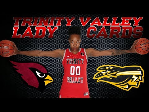 Lady Cards vs TJC Basketball 02-26-2020 - TVCC