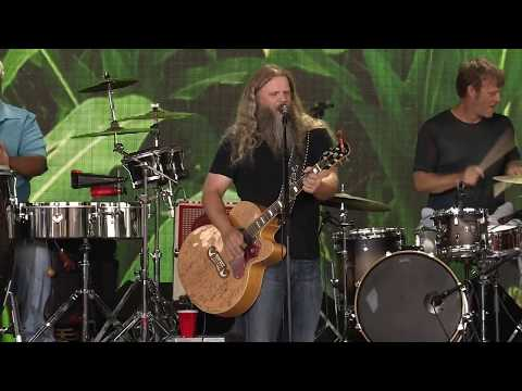 Jamey Johnson - Eastbound and Down (Live at Farm Aid 2017)