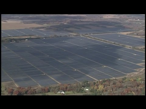Construction Complete On North Brach Solar Facility