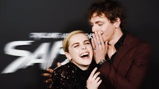Kiernan Shipka and Ross Lynch and Funny/Cute Moments | Chilling Adventures of Sabrina