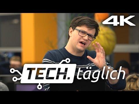 Samsung Galaxy S8 im Bild, Was-wäre-wenn-iOS und 33 Millionen Pixel – TECH.täglich