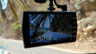 Zintou Car Dash Cam FHD 1080p 170 Degree Wide Angle : Unboxing & Review