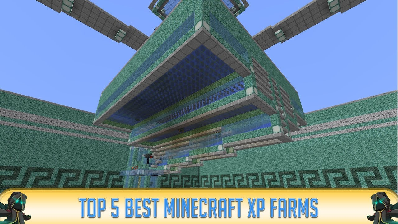 ✔ Minecraft 11.111.11: Top 11 Best XP Farms & Grinders (111)