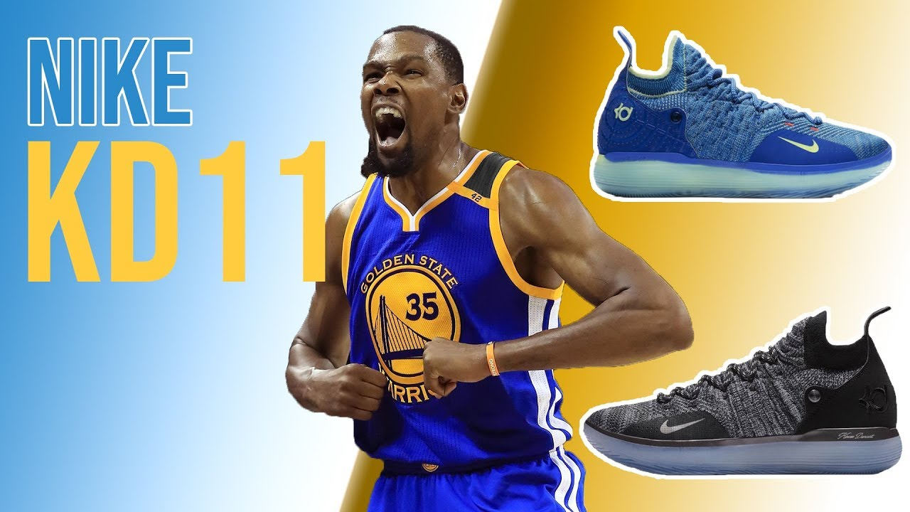 e34ee9d7dda NIKE KD 11! IS THIS THE BEST KD SHOE ! - YouTube