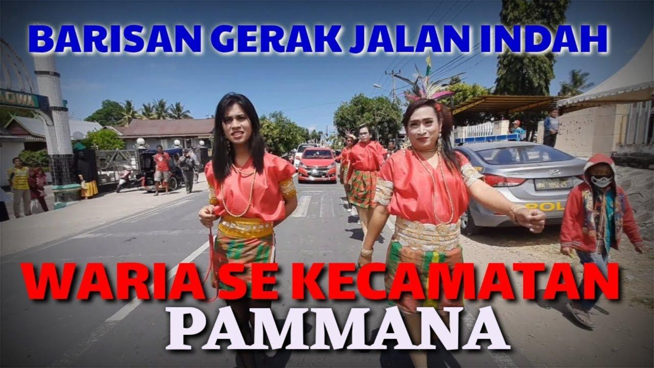 Download #SISIRPro GERAK JALAN WARIA   Pammana