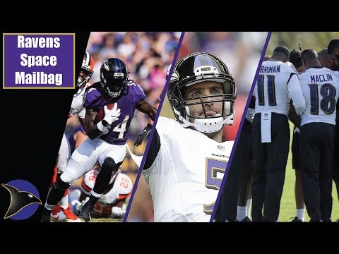 What Is The Problem With Joe Flacco? | Ravens Space Mailbag