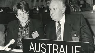Whitlam Oration Opening Video 2019 - Featuring Prime Minister Gough Whitlam