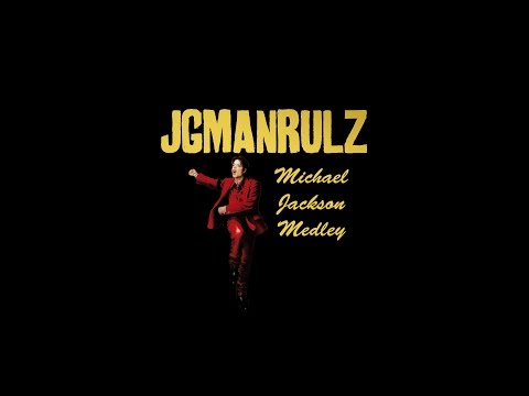JGManRulz Five Year  Anniversary  - 02 Unreleased MJ Choreography Compilation
