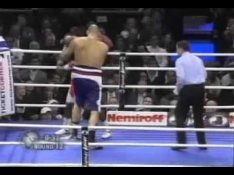 Evander Holyfield vs Nikolai Valuev Part 6 of 6