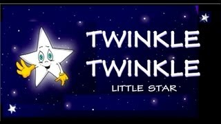 TWINKLE  TWINKLE - with Lyrics thumbnail