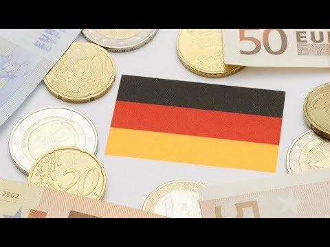 Экономика Германии пошла на спад впервые за три года